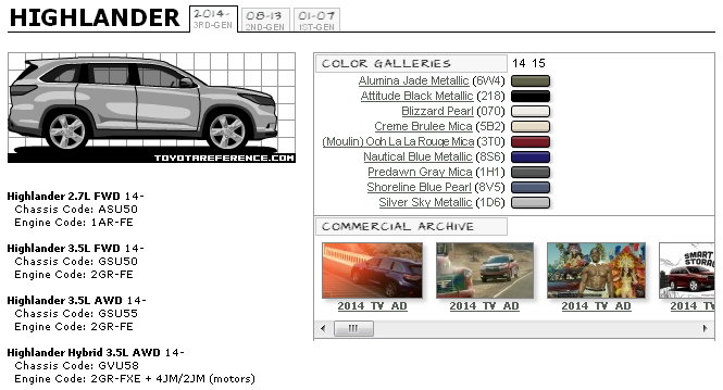 2018 Toyota Interior Color Codes New All Camry